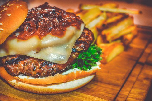 JFairbrass   Jacqueline Fairbrass   SchoolofCT   Recipes   Lamb burger