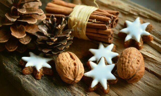 aromatic christmas | schoolofct