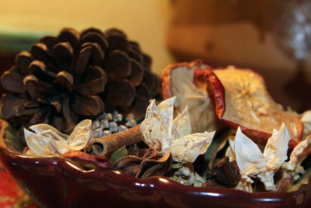 aromatic christmas | potpourri | SchoolofCT