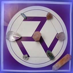 """Crystal Grid