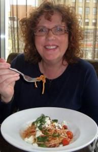 Gluten-Free Spagetti| Eating Healthy|